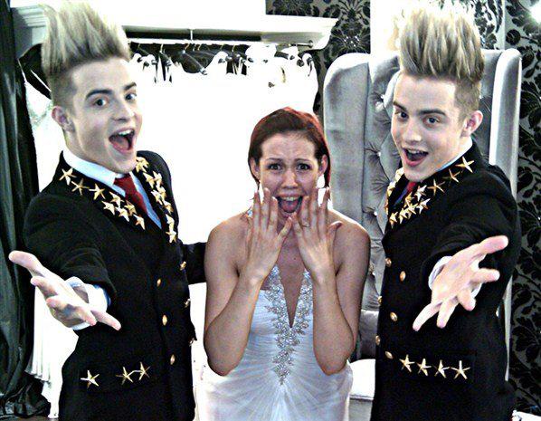 Celebrity Wedding Planner - Jedward (1)