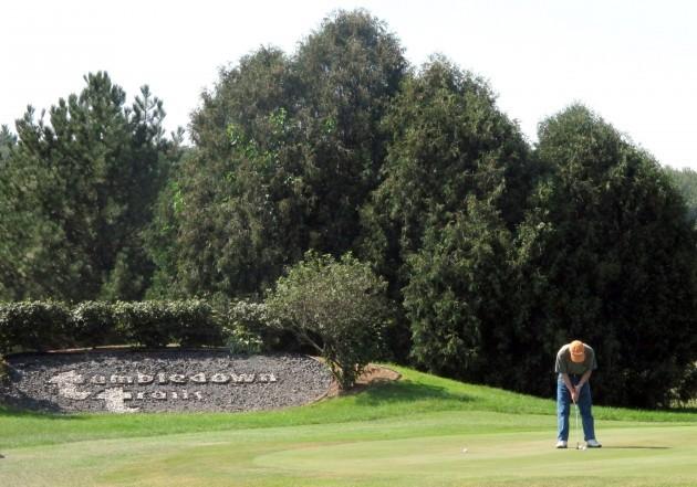 Sept. 11 Golf Ad