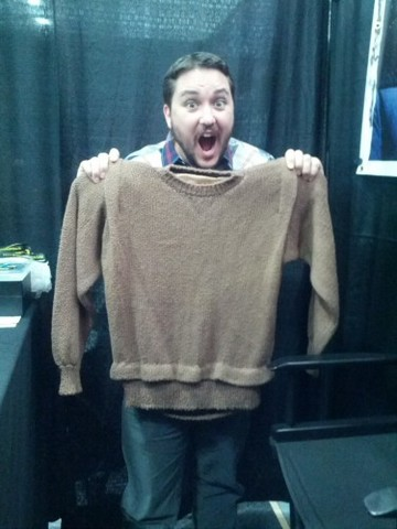 Wil-Wheaton-holds-Wesley-Crushers-1987-Sweater-768x1024