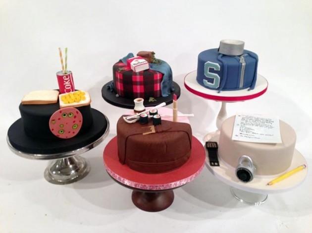 breakfast club cakes