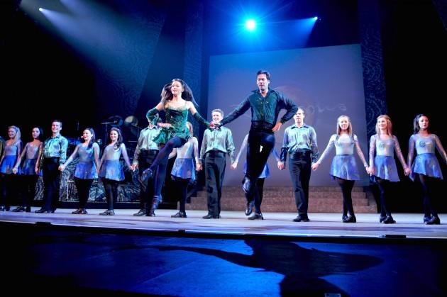 Riverdance farewell tour