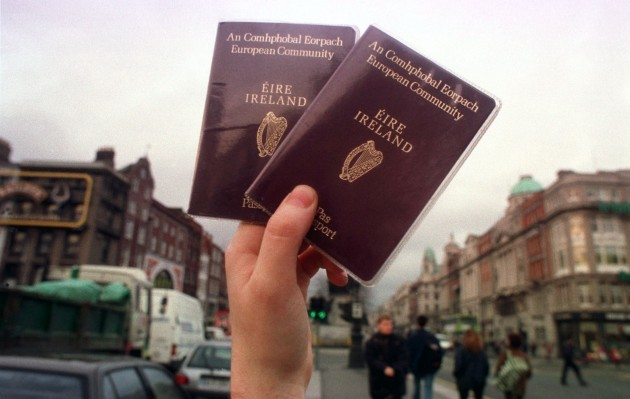 File pics Two employees of the Passport Office have been arrested as part of an investigation into passport fraud.