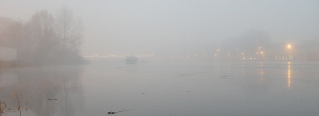 Athlone in the Mist