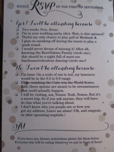 Youd Definitely RSVP To These Brilliant Wedding Invitations