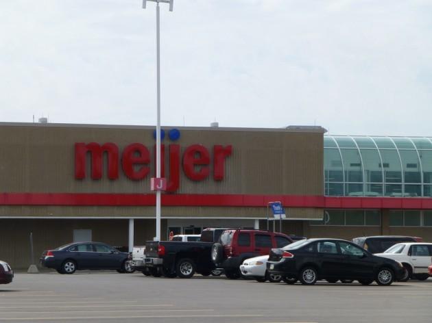 Meijer in Mansfield (Ontario), Ohio