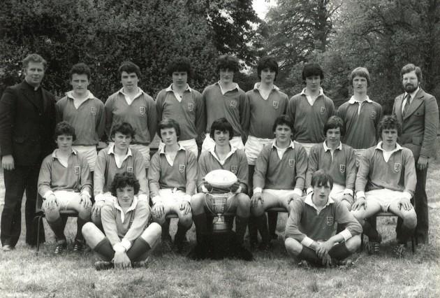 Junior Rugby Team 1979-1980