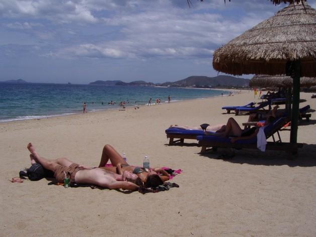 Nha Trang Beach, Vietnam 2006