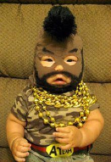 Best baby Halloween costume ever... - Imgur