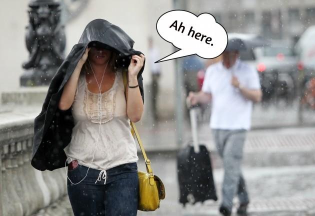 Dublin Weather Scenes 174