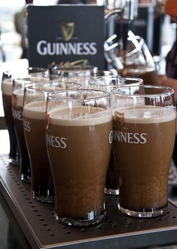 Guinness Settling
