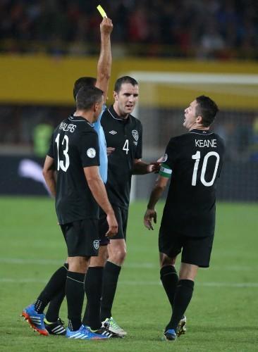 Soccer - FIFA World Cup Qualifying - Group C - Austria v Republic of Ireland - Ernst Happel Stadium