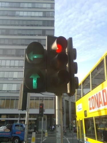 Traffic Light - Dublin