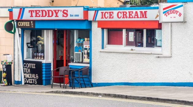 Teddy's - Famous For Ice Cream