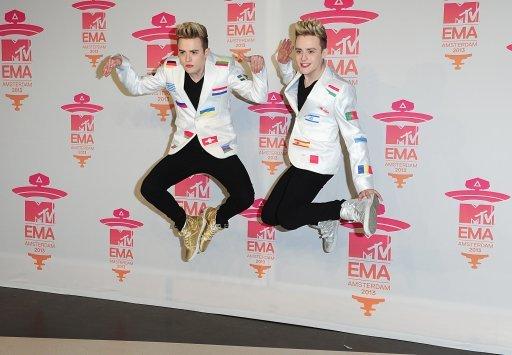 MTV Europe Music Awards - Press Room - Amsterdam