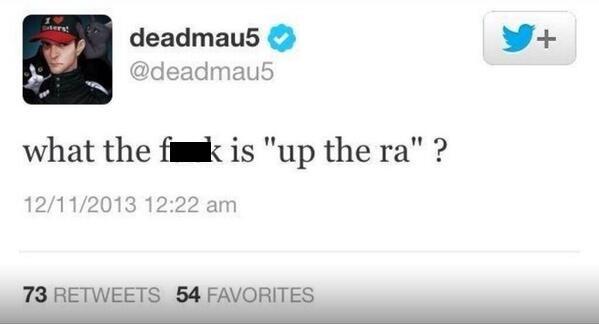 Musician deadmau5 denies he's quitting Twitter because of