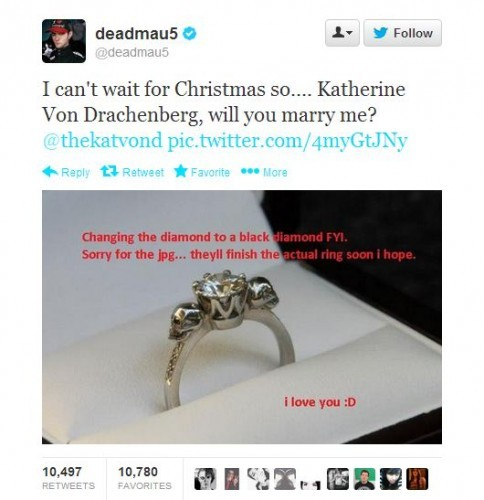 Musician deadmau5 denies he's quitting Twitter because of