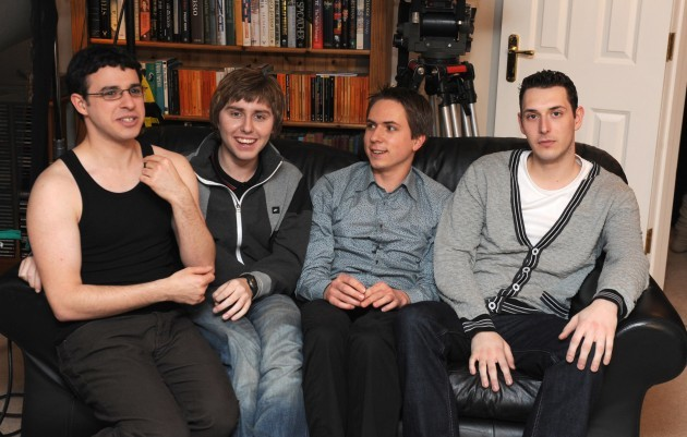 New series of E4 comedy 'The Inbetweeners'