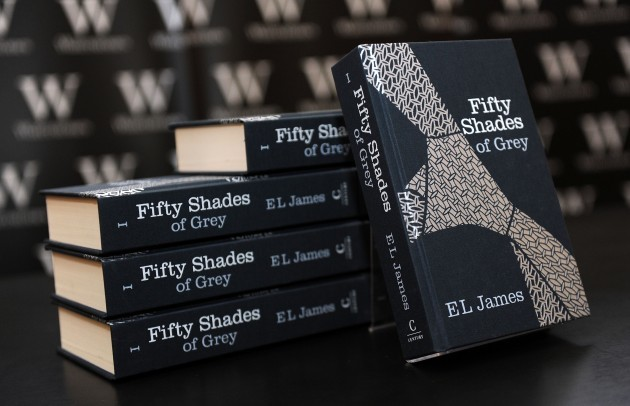Fifty Shades of Grey found to have herpes in public library