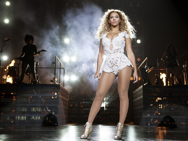 Beyonce Performance - Auckland, New Zealand