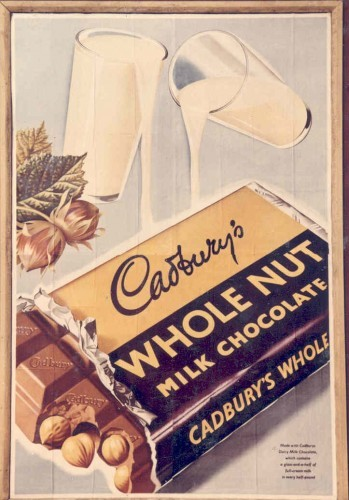 11 Gloriously Vintage Adverts For Cadbury S Chocolate