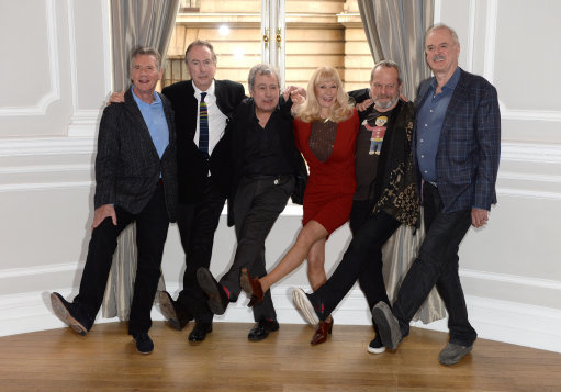 Monty Python Press Conference - London
