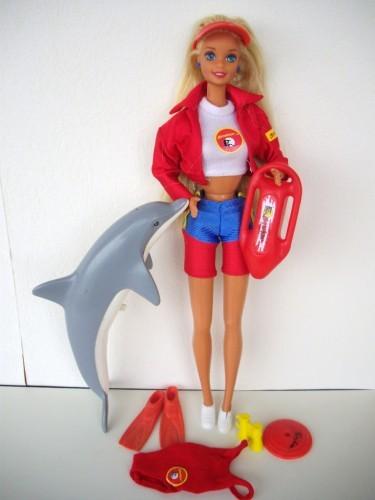 Barbie Baywatch
