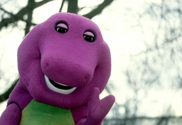 Television - Barney & Friends Photocall - London