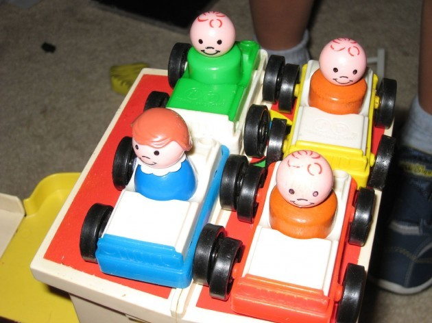 Fisher Price Little People - Sept 12, 07