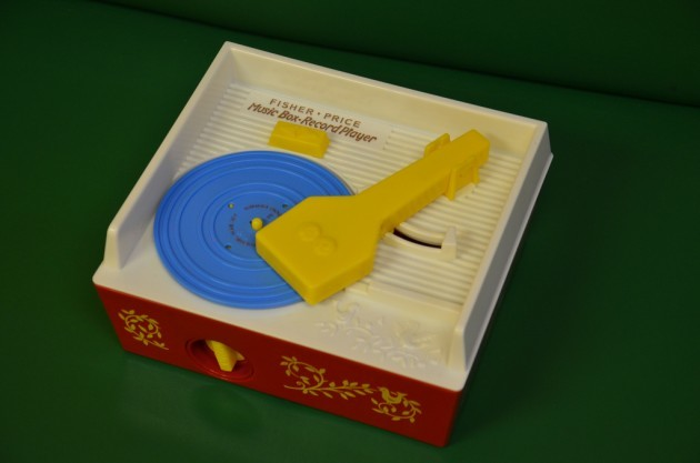 Toy Record Player