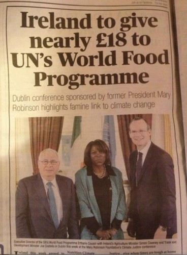Generous Ireland is generous - Imgur