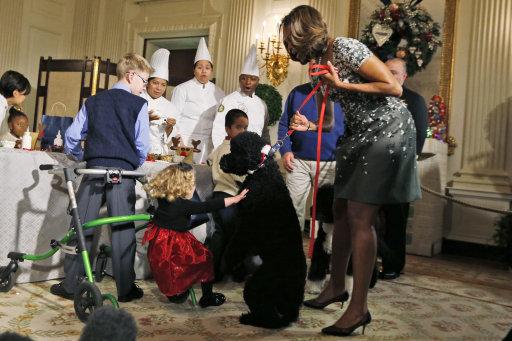 Obama White House Christmas