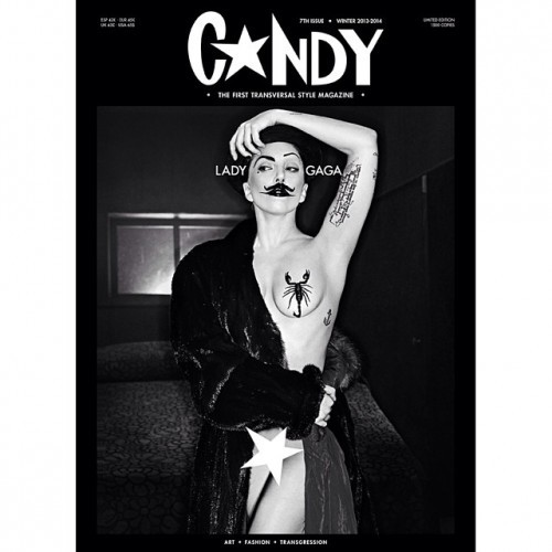 C⭐️NDY 7! Art + Fashion + Transgression! Lady Gaga by Steven Klein!