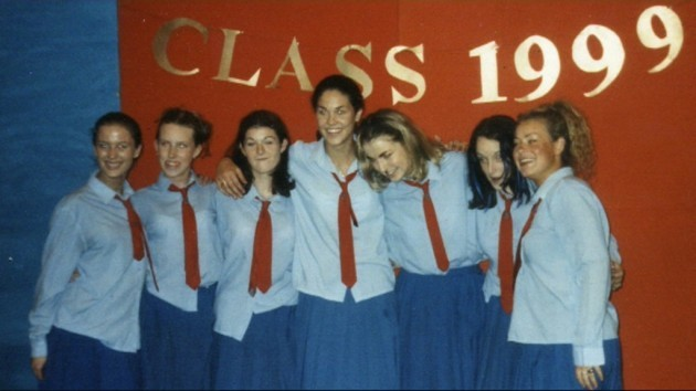 Xpose's Glenda Gilson goes 'Back to School' with Ireland AM on TV3.
