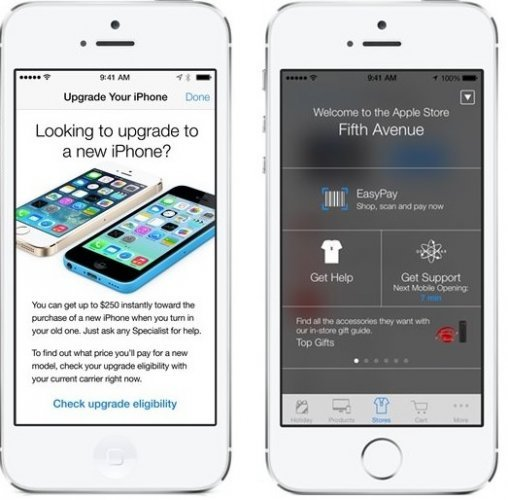 Apple guides shoppers inside stores with iBeacon · TheJournal ie