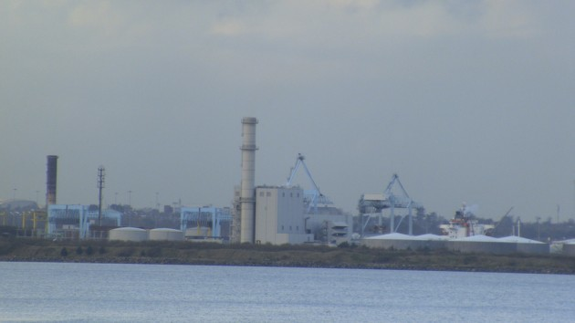View From Booterstown Train Station