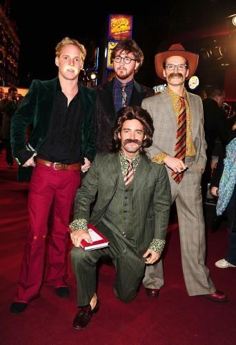 Anchorman 2: The Legend Continues premiere - London