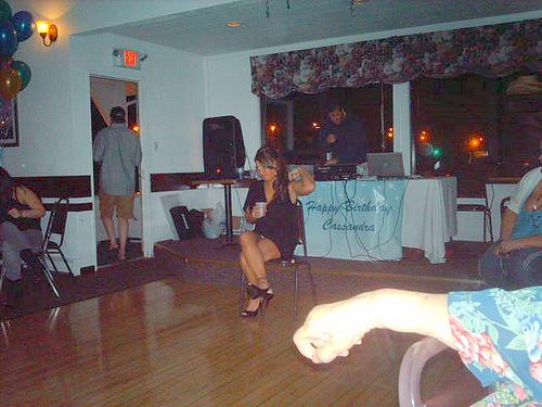 Cassandra's 21st Birthday Party