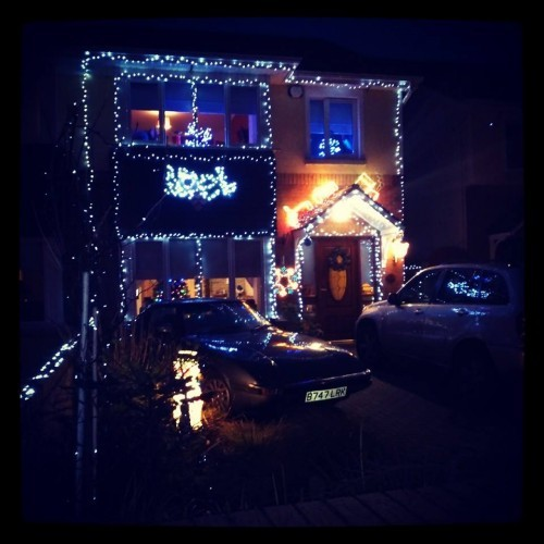 Amy Christie in Duleek Co Meath Sent This Pic of Her House to Hector 2FM