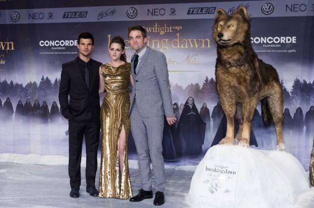 'Twilight Saga Breaking Dawn Part II' Premiere - Berlin