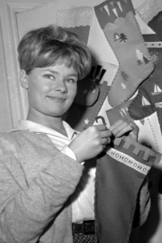 General Entertainment - Judi Dench - London - 1963