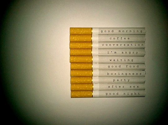 The 7 stages in the emotional rollercoaster of quitting smoking