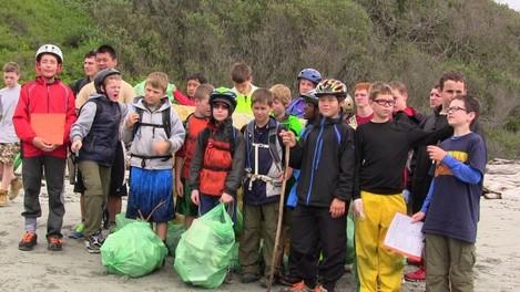 Boy Scout Troop 351, San Juan Islands