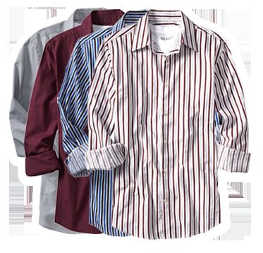 striped-button-down