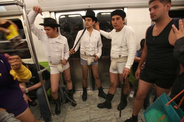 Mexico No Pants Day
