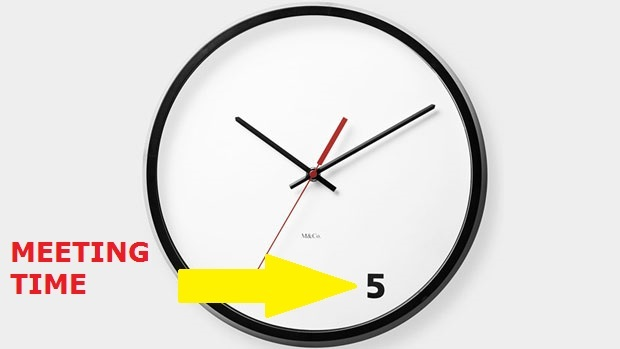 5-OClock-Wall-Clock