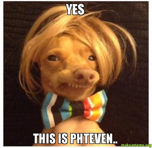 Turns out Phteven is quite the dapper fellow - Imgur