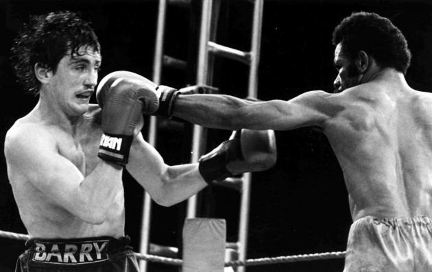 Boxing McGuigan Pedroza