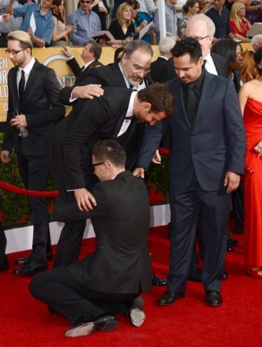 20th Annual Screen Actors Guild Awards - Arrivals - Los Angeles