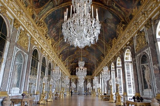 FRANCE VERSAILLLES PALACE