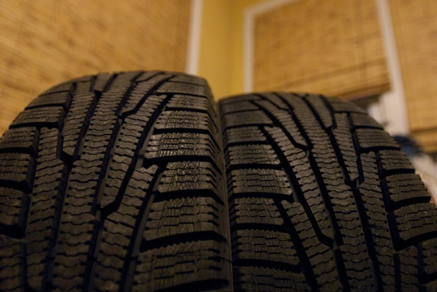 Tires....